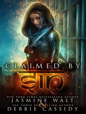 cover image of Claimed by Sin