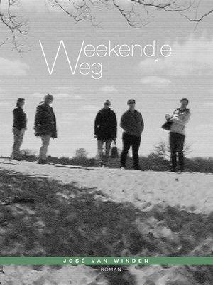 cover image of Weekendje weg