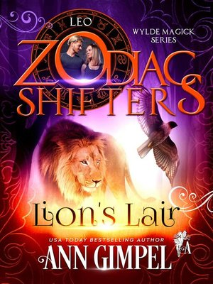 cover image of Lion's Lair, a Zodiac Shifter Paranormal Romance