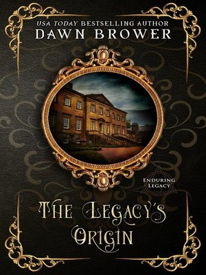 cover image of The Legacy's Origin