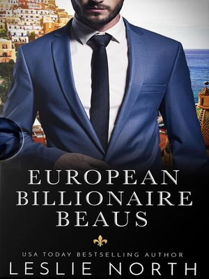 cover image of European Billionaire Beaus