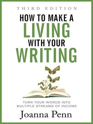 cover image of How to Make a Living with Your Writing