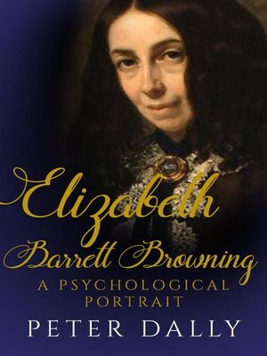 cover image of Elizabeth Barrett Browning