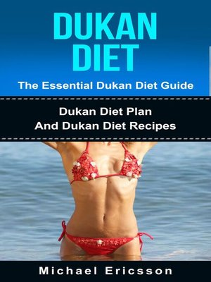 cover image of Dukan Diet--The Essential Dukan Diet Guide