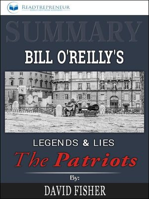 cover image of Summary of Legends and Lies
