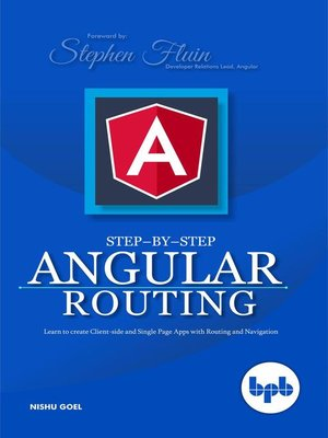 cover image of Step-by-Step Angular Routing