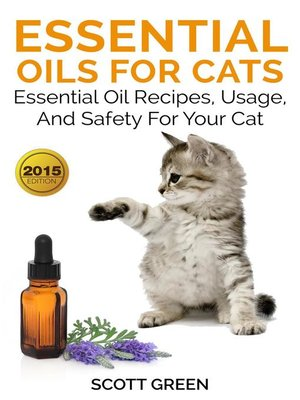 cover image of Essential Oils For Cats
