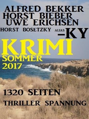 cover image of Krimi Sommer 2017