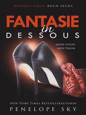 cover image of Fantasie in Dessous