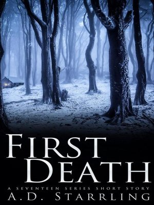 cover image of First Death (A Seventeen Series Short Story #1)