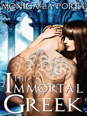 cover image of The Immortal Greek