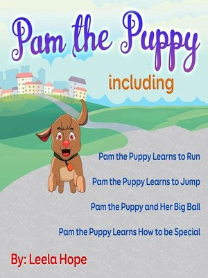 cover image of Pam the Puppy Series Four-Book Collection
