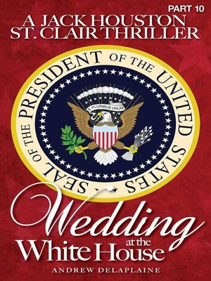cover image of Wedding at the White House
