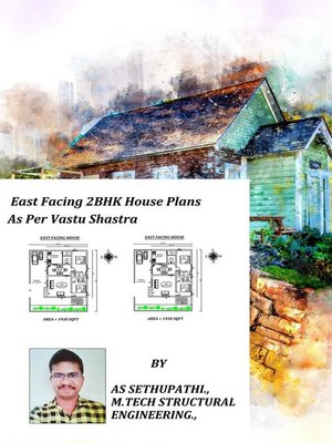 cover image of East Facing 2 BHK House Plans As Per Vastu Shastra