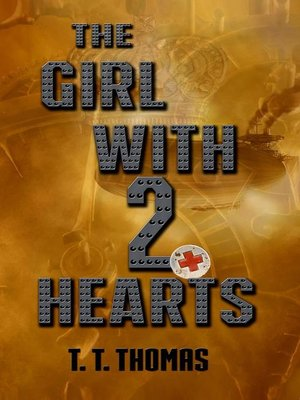 cover image of The Girl With 2 Hearts