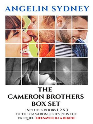 cover image of The Cameron Brothers Box Set