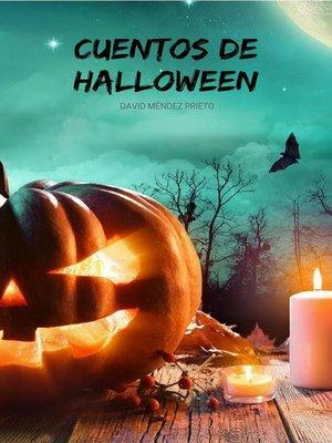 cover image of Cuentos de Halloween