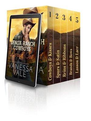 cover image of Lenox Ranch Cowboys Boxed Set
