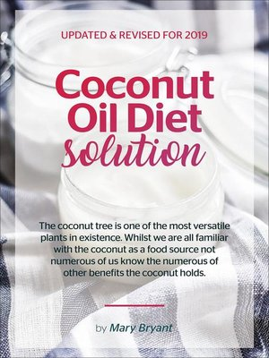 cover image of Coconut Oil Diet Solution