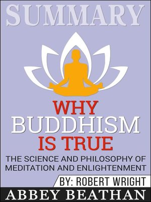cover image of Summary of Why Buddhism is True