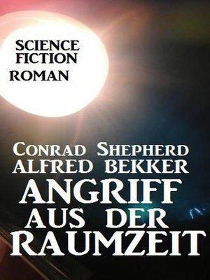 cover image of Angriff aus der Raumzeit