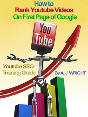 cover image of How to Rank Youtube Videos On First Page of Google--SEO Training Guide