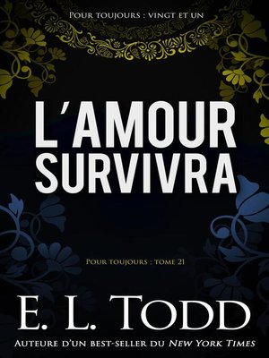 cover image of L'amour survivra