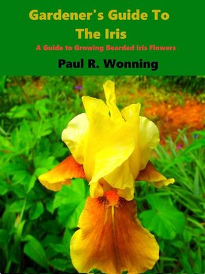 cover image of Gardener's Guide to the Bearded Iris