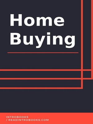 cover image of Home Buying