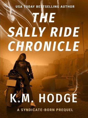 cover image of The Sally Ride Chronicle