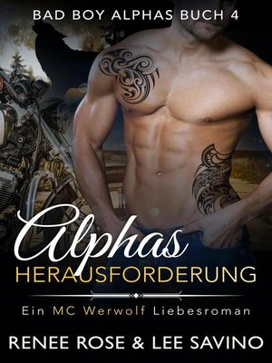 cover image of Alphas Herausforderung
