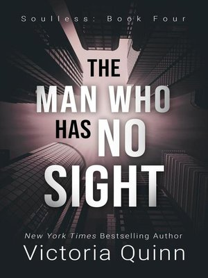 cover image of The Man Who Has No Sight