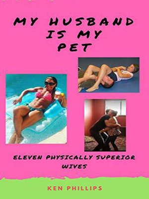 cover image of My Husband is my Pet