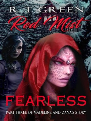 cover image of Fearless: Red Mist, #3