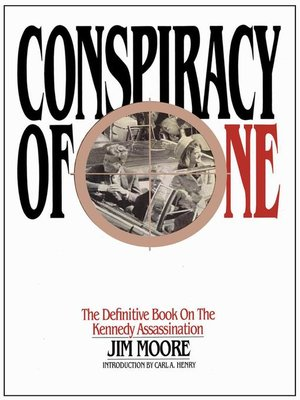 cover image of Conspiracy of One