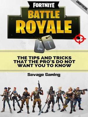 cover image of Fortnite Battle Royale