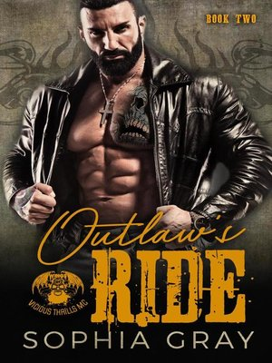 cover image of Outlaw's Ride (Book 2)