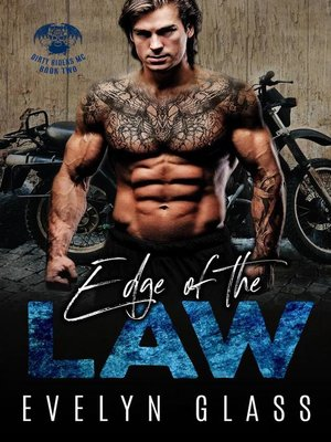 cover image of Edge of the Law (Book 2)