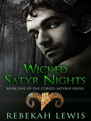 cover image of Wicked Satyr Nights