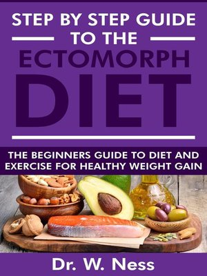 cover image of Step by Step Guide to the Ectomorph Diet
