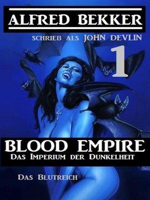 cover image of Das Imperium der Dunkelheit 1