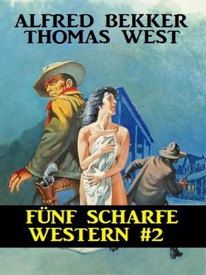 cover image of Fünf scharfe Western #2