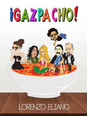 cover image of ¡Gazpacho!