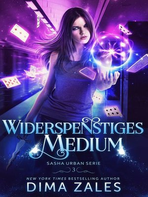 cover image of Widerspenstiges Medium