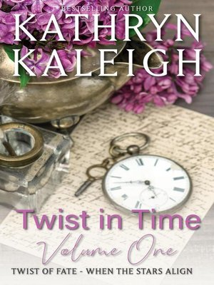 cover image of Twist in Time
