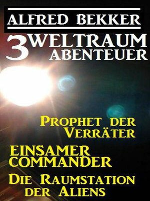 cover image of 3 Weltraum-Abenteuer