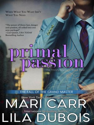 cover image of Primal Passion