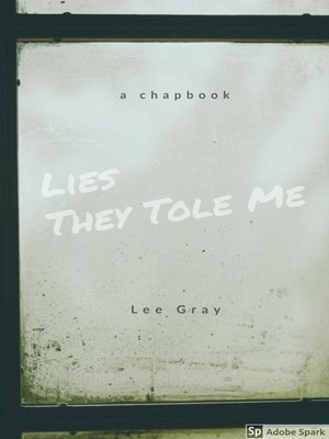 cover image of Lies They Told Me