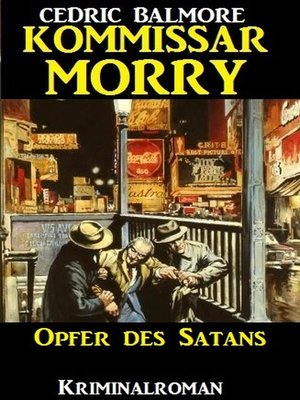 cover image of Kommissar Morry