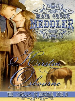 cover image of Mail Order Meddler